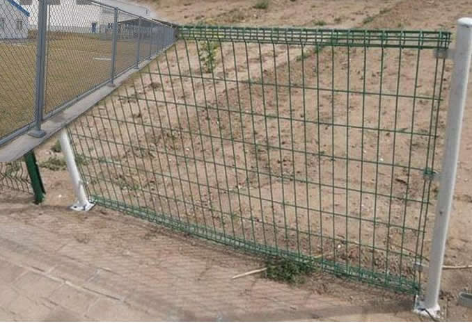 Portable Fence, Temporary Fence, Security Fence